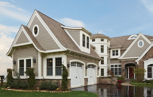 CertainTeed Cement Siding
